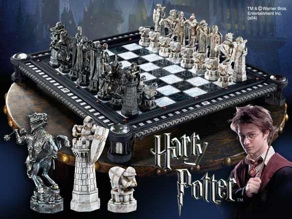 harry potter schach
